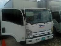 Isuzu Box Body Truck 5,0L 2009