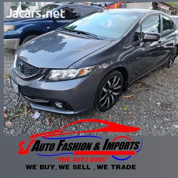 Honda Civic 1,9L 2015-1