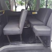 BUS SEATS FOR TOYOTA HIACE AND NISSAN CARRAVAN.HEADLEY.876 3621268