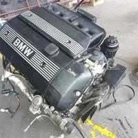 BMW X5 M54B30 Engine