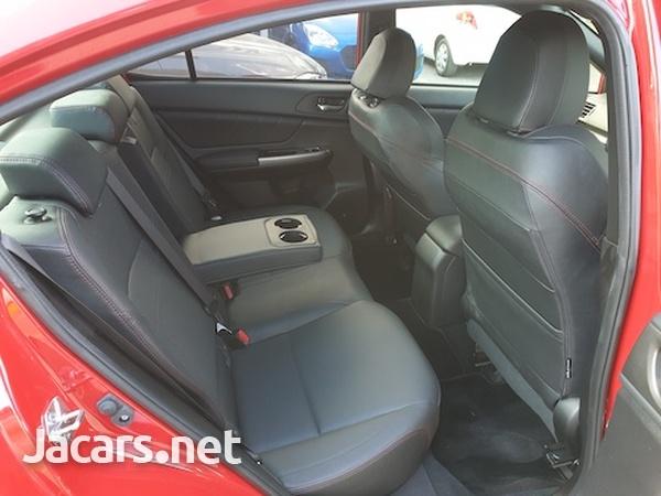 Subaru WRX 2,0L 2014-4