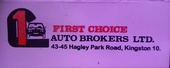First Choice Auto Brokers LTD