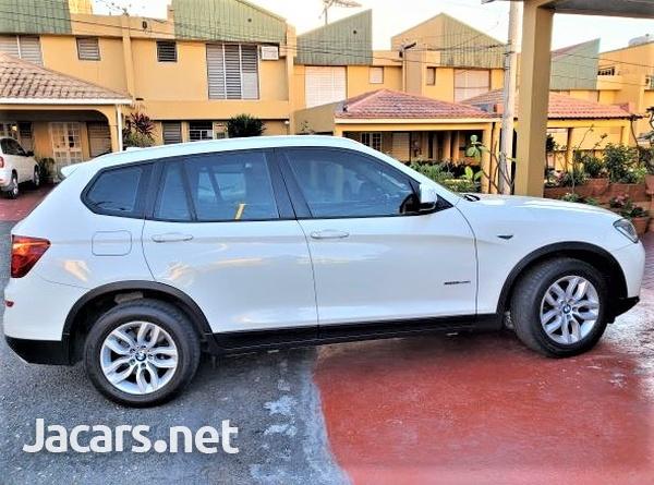 BMW X3 2,0L 2015-3