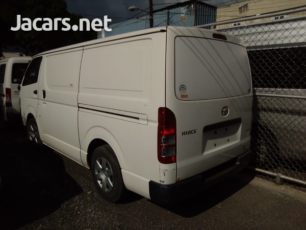 2011 Toyota Hace Chiller Bus-8