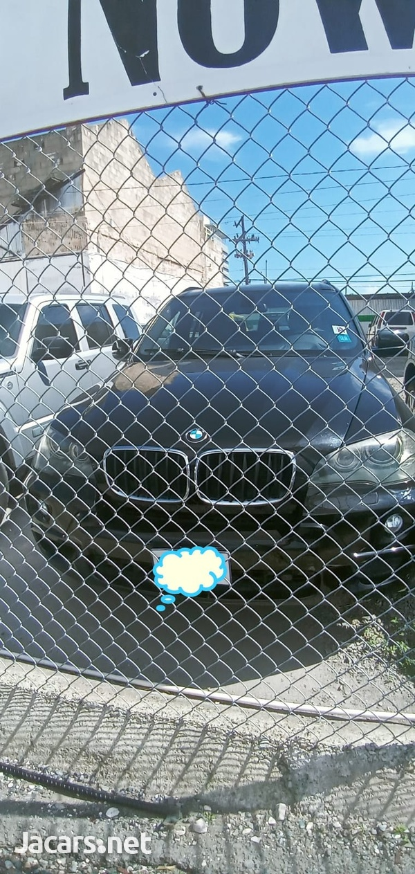 BMW X5 3,5L 2010-1