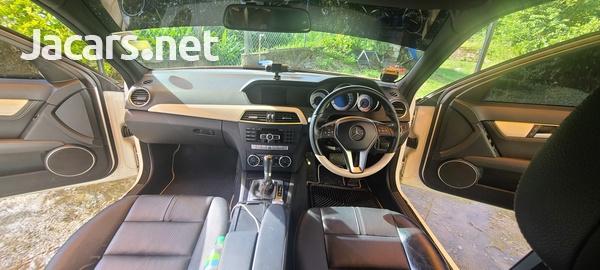 Mercedes-Benz C-Class 1,6L 2014-12