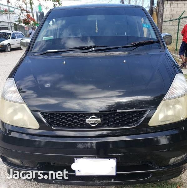 Nissan Serena 2,0L 2001-1