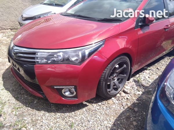 Toyota Corolla 1,8L 2015-3