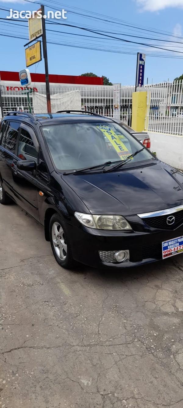 Mazda Premacy 1,8L 2002-3