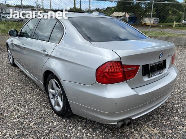 BMW 3-Series 2,5L 2011-5