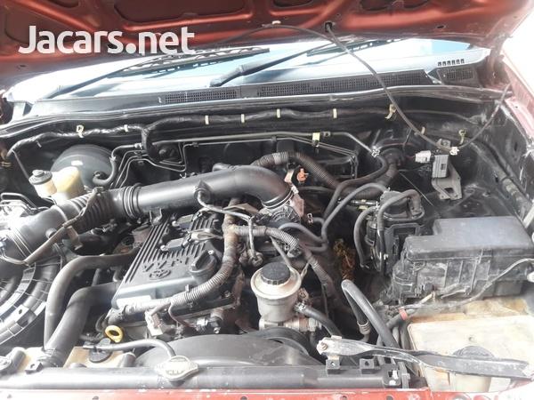 Toyota Fortuner 1,5L 2005-8