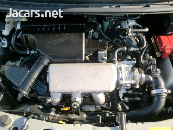 Nissan Note 1,2L 2015-14