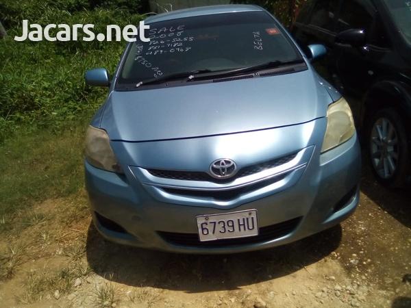 Toyota Belta 1,3L 2008-6