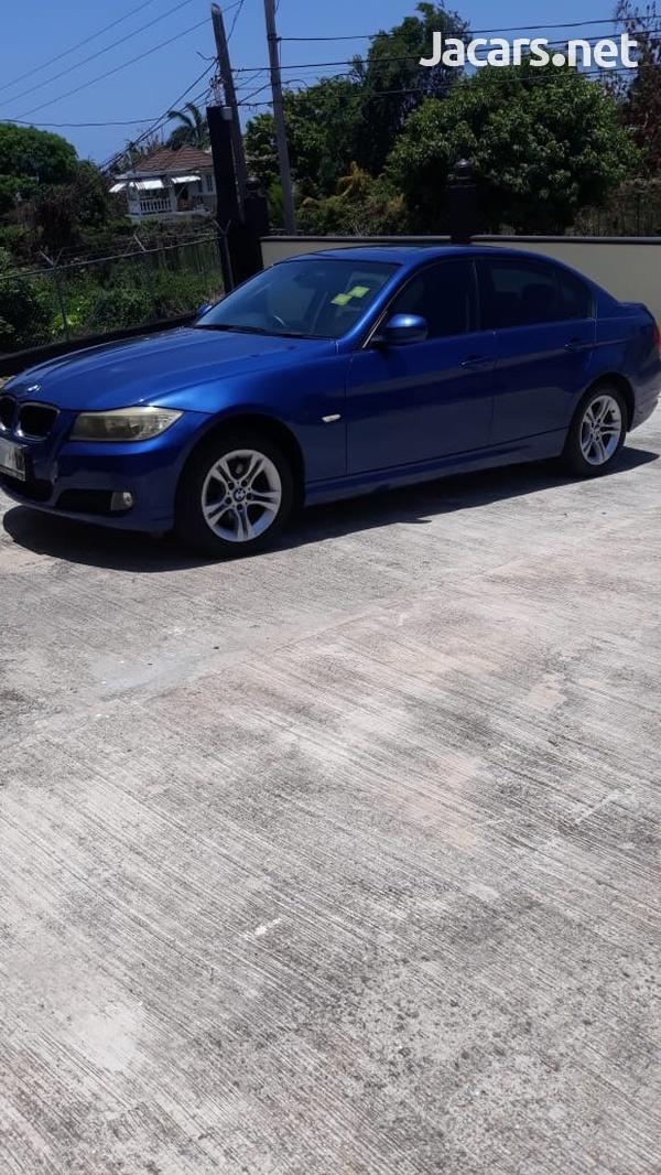 BMW 3-Series 2,0L 2010-2