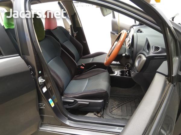 Toyota Vitz 1,5L 2011-13