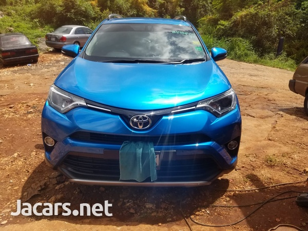 Toyota Rav4 3,0L 2017-15