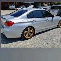 BMW 3-Series 2,1L 2014
