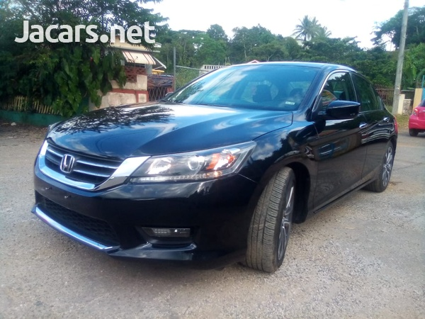 Honda Accord 1,6L 2015-5