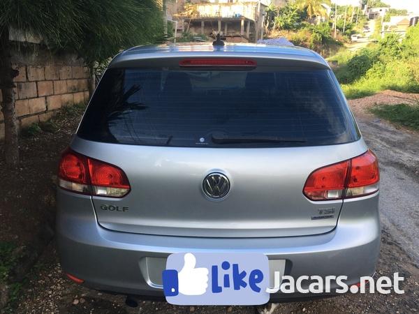 Volkswagen Golf 1,4L 2013-4