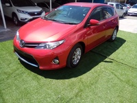 Toyota AURIS 1,3L 2014