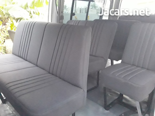WE BUILD AND INSTALL BUS SEATS FOR TOYOTA HIACE AND NISSAN CARAVAN