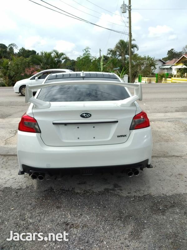 Subaru WRX 3,0L 2015-2