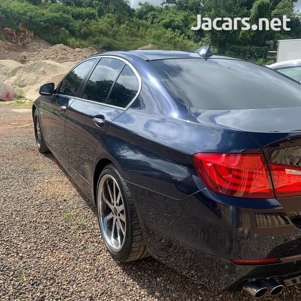 BMW 5-Series 2,0L 2011-10