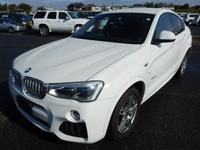 BMW X4 2,0L 2014