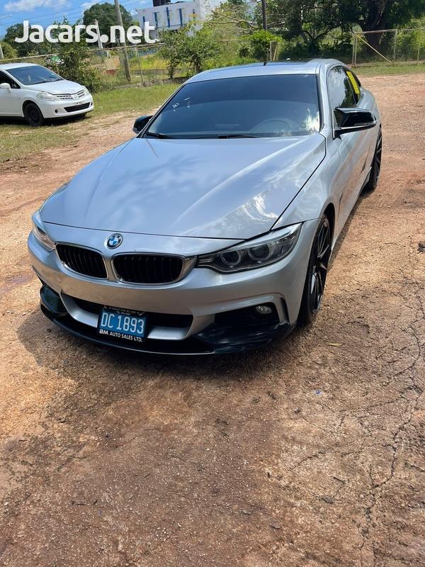 BMW 4-Series 2,5L 2014-13