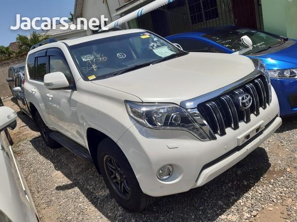 Toyota Prado 2,5L 2017-3