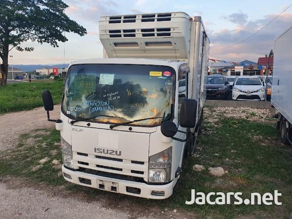 2012 Izusu Elf freezer truck-1