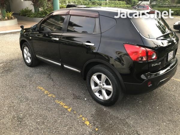 Nissan Dualis 2,0L 2011-2