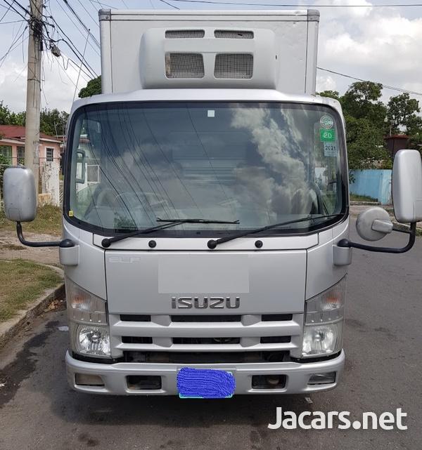 2008 Isuzu Elf Truck Freezer /Box-1