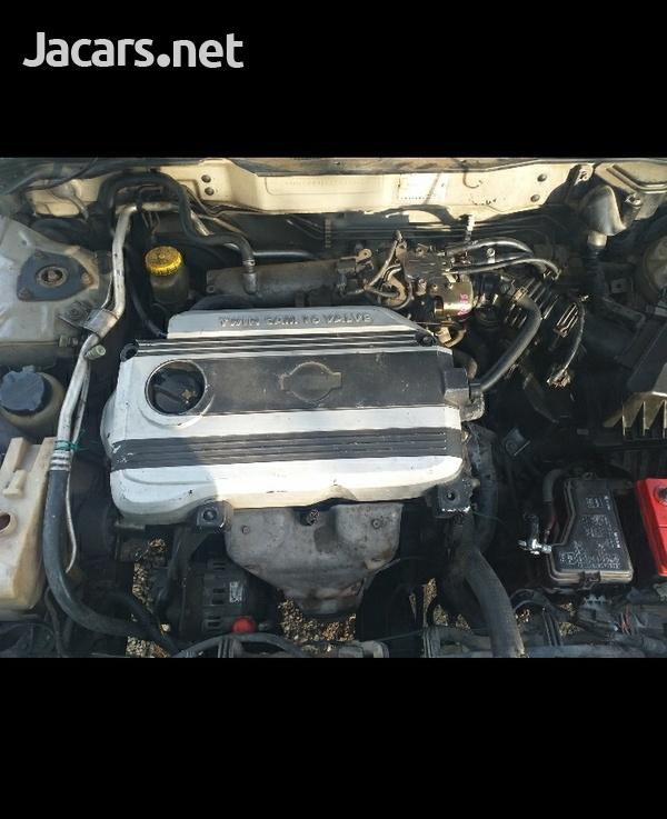 Nissan Sunny 1,6L 2002-2
