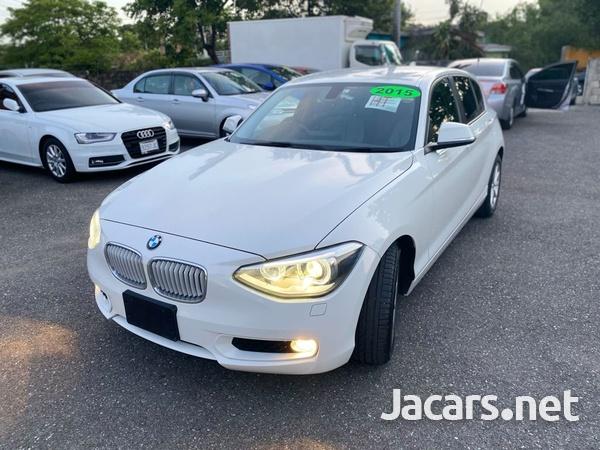 BMW 1-Series 1,6L 2015-5
