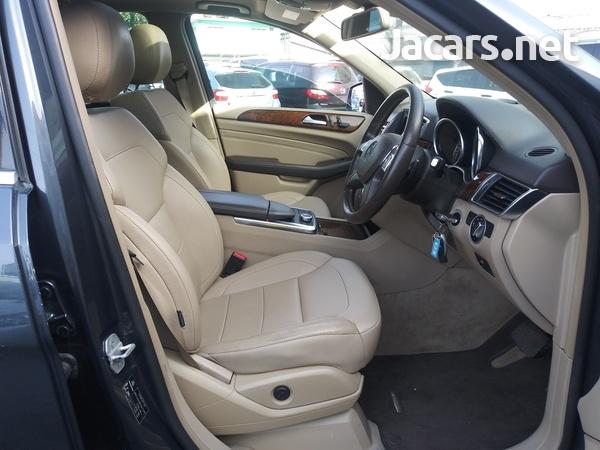 Mercedes-Benz M-Class 3,0L 2015-6