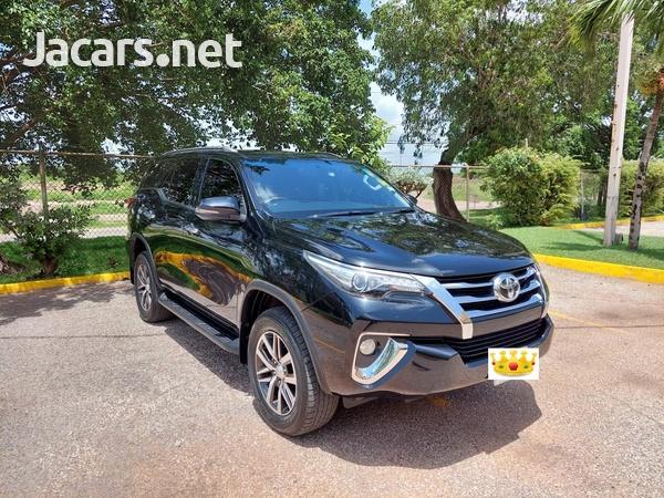 Toyota Fortuner 2,7L 2019-2