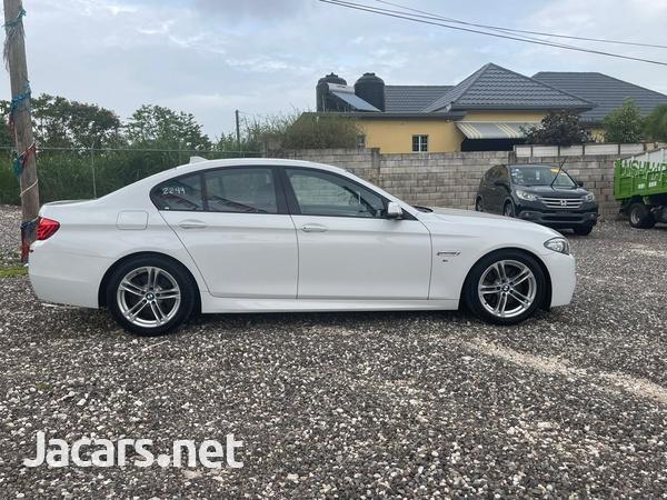 BMW 5-Series 2,5L 2016-5