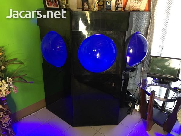 170 Gallon Custom designed Aquarium-5