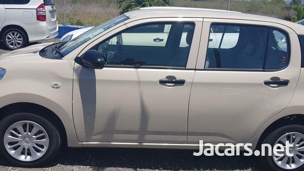 Toyota Passo 1,0L 2016-1