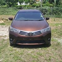 Toyota Corolla Altis 1,9L 2014