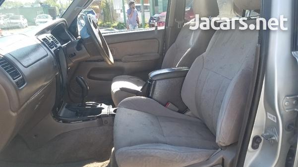 Toyota Hilux 3,0L 2001-5
