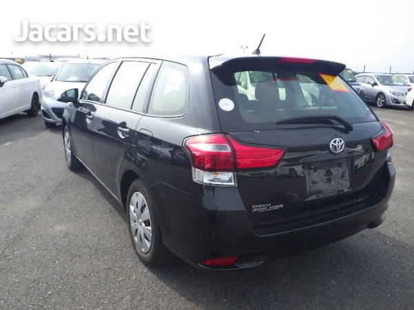 Toyota Fielder 1,5L 2017-2