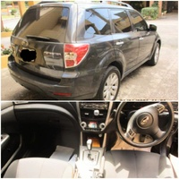 Subaru Forester 2,5L 2011