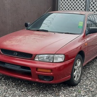 Subaru Impreza 1,6L 1998