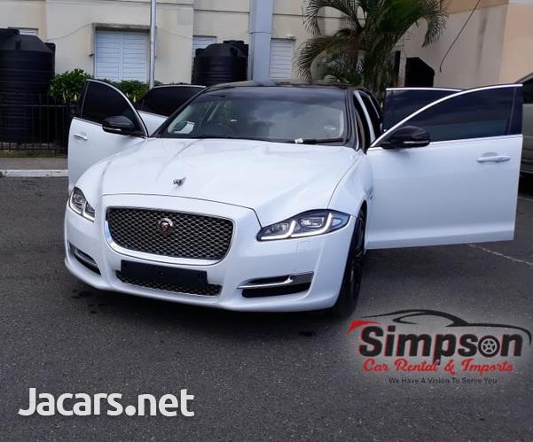 Jaguar Jaguar All Models 3,0L 2016-3