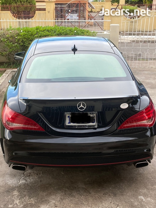 Mercedes-Benz CLA-Class 2,5L 2015-2