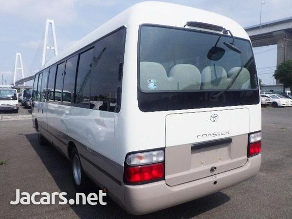 2012 Toyota Coaster Bus-2