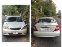 Toyota Camry 3,0L 2003
