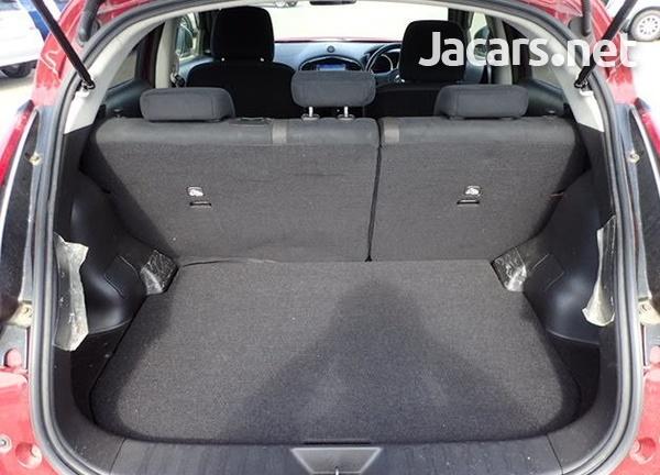Nissan Juke 1,5L 2016-5